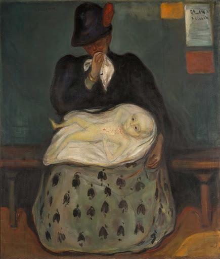 Edvard Munch 'Inheritance'