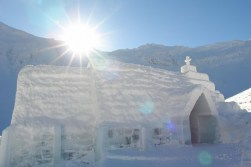 Ice Church, Romania
