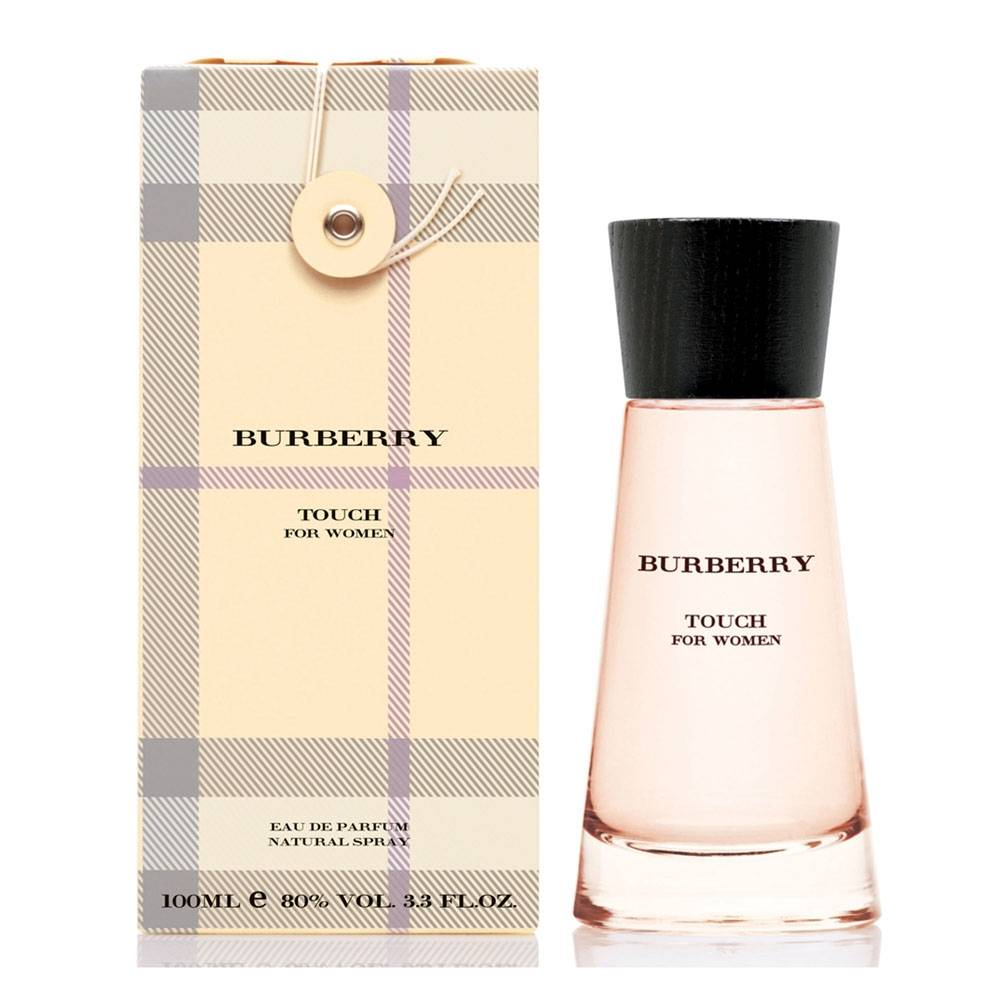 02867c7d553 BURBERRY Touch-EDP for women 3.3 oz. - FragrancesOfMiami.com