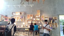 Bleu & Book Bookstore in Huashan 1914 Creative Park
