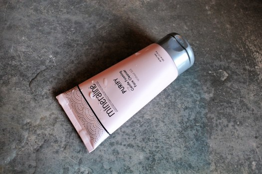Mineraline Purify Gentle Foaming Face Cleanser