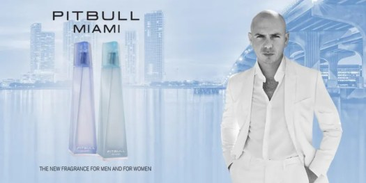 Celebrity Fragrances - Pitbull Miami