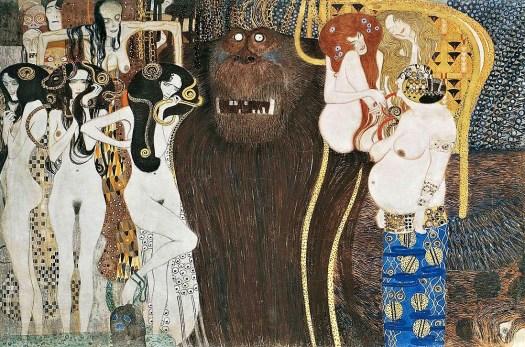 Marie Salamagne - Atelier des Ors Gustav Klimt