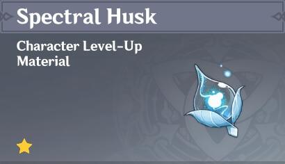 Spectral Husk