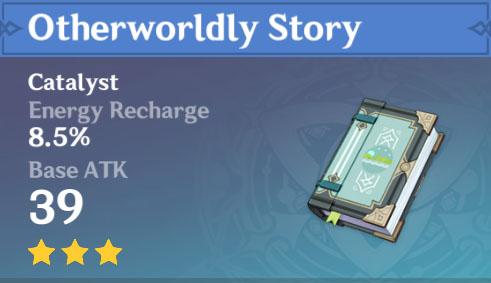 Otherworldly Story