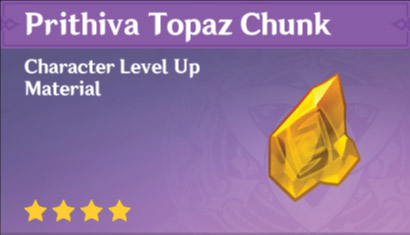 Prithiva Topaz Chunk