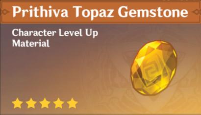 Prithiva Topaz Gemstone
