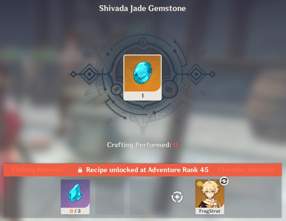 Shivada Jade Gemstone Crafting