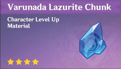 Varunada Lazurite Chunk