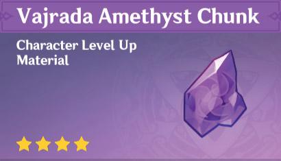 vajrada amethyst chunk