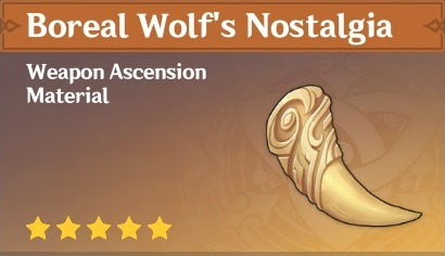 Boreal Wolfs Nostalgia