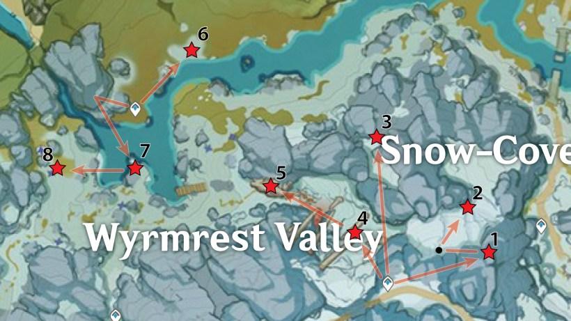 Wyrmrest Valley Crimson Agate