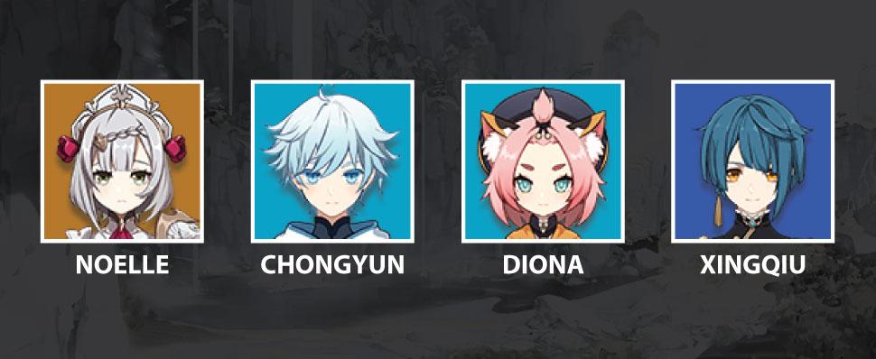 freeze team comp