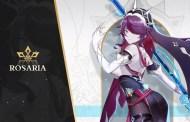 Rosaria's Ascension Materials, Talents, Stats, And Ratings