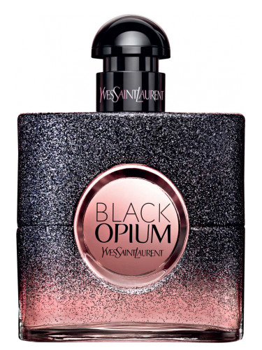 Black Opium Floral Shock Yves Saint Laurent Perfume A Fragrance For Women 2017