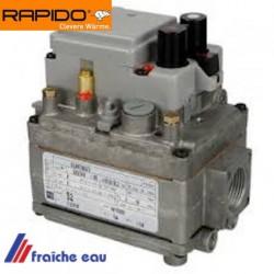 bloc gaz rapido 503778 pour chaudiere fonte sol vanne sit s 2 reparatieonderdelen stukken voor rapido ketel belgie