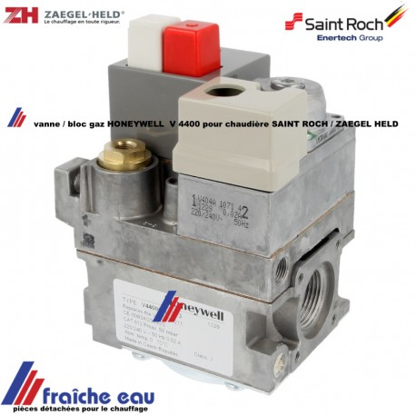 bloc de controle gaz st roch v 4400 d 1003 ciney 11026060230 vanne gaz pour chaudiere atmospherique zaegel held