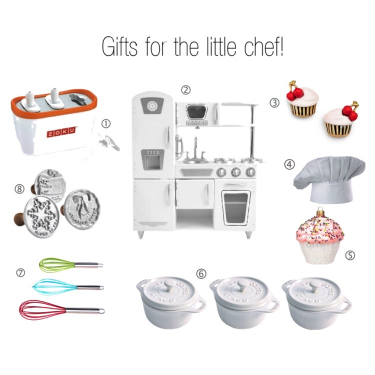 Gift guide for the little chef
