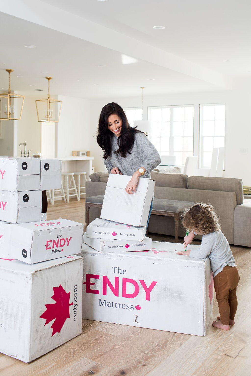 5 Reasons You Should Get a Better Sleep from Tori Wesszer of Fraiche Nutrition and a Review of The Endy Mattress