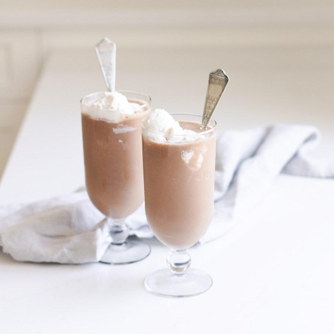 Skinny Chocolate Frosty