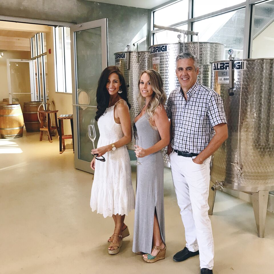 The Best of BC Winery Tours: the top wineries to visit in the Okanagan from Tori Wesszer, Registered Dietitian and Food and Lifestyle Blogger