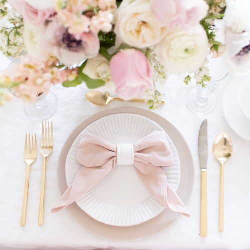 How to Make Pretty Bow Napkin
