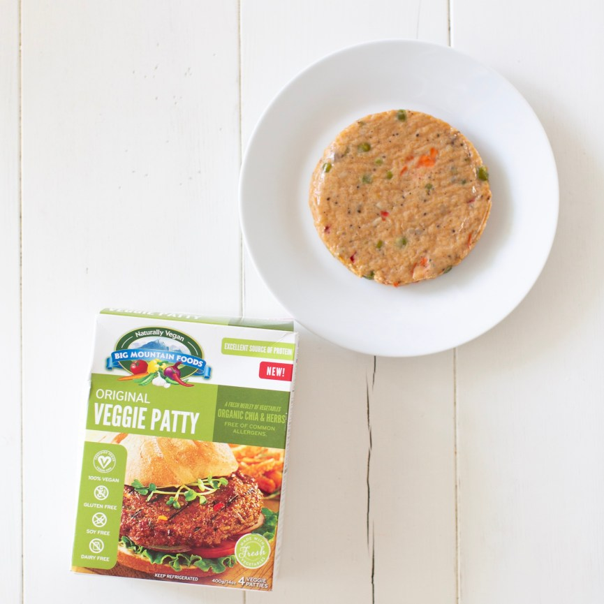 Veggie Burger Standoff
