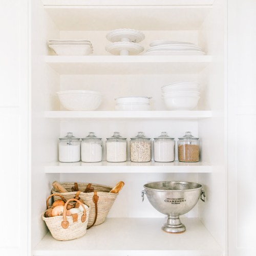 Our Pantry Reveal