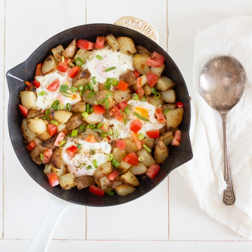 Sunday Morning Breakfast Hash