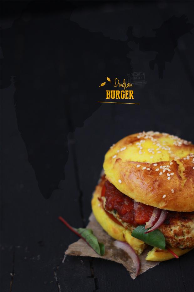 Indian-Burger