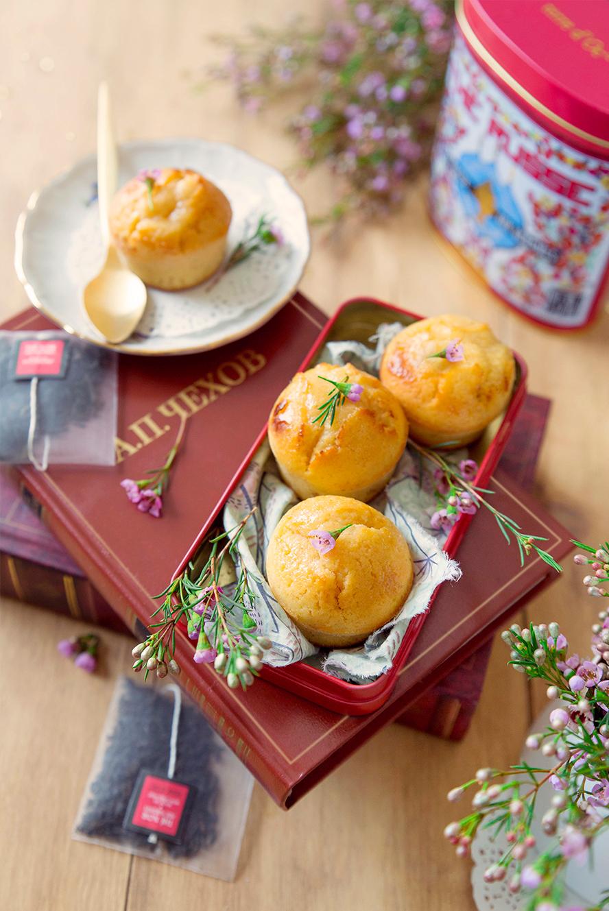 Moelleux au citron ©Fraise & Basilic