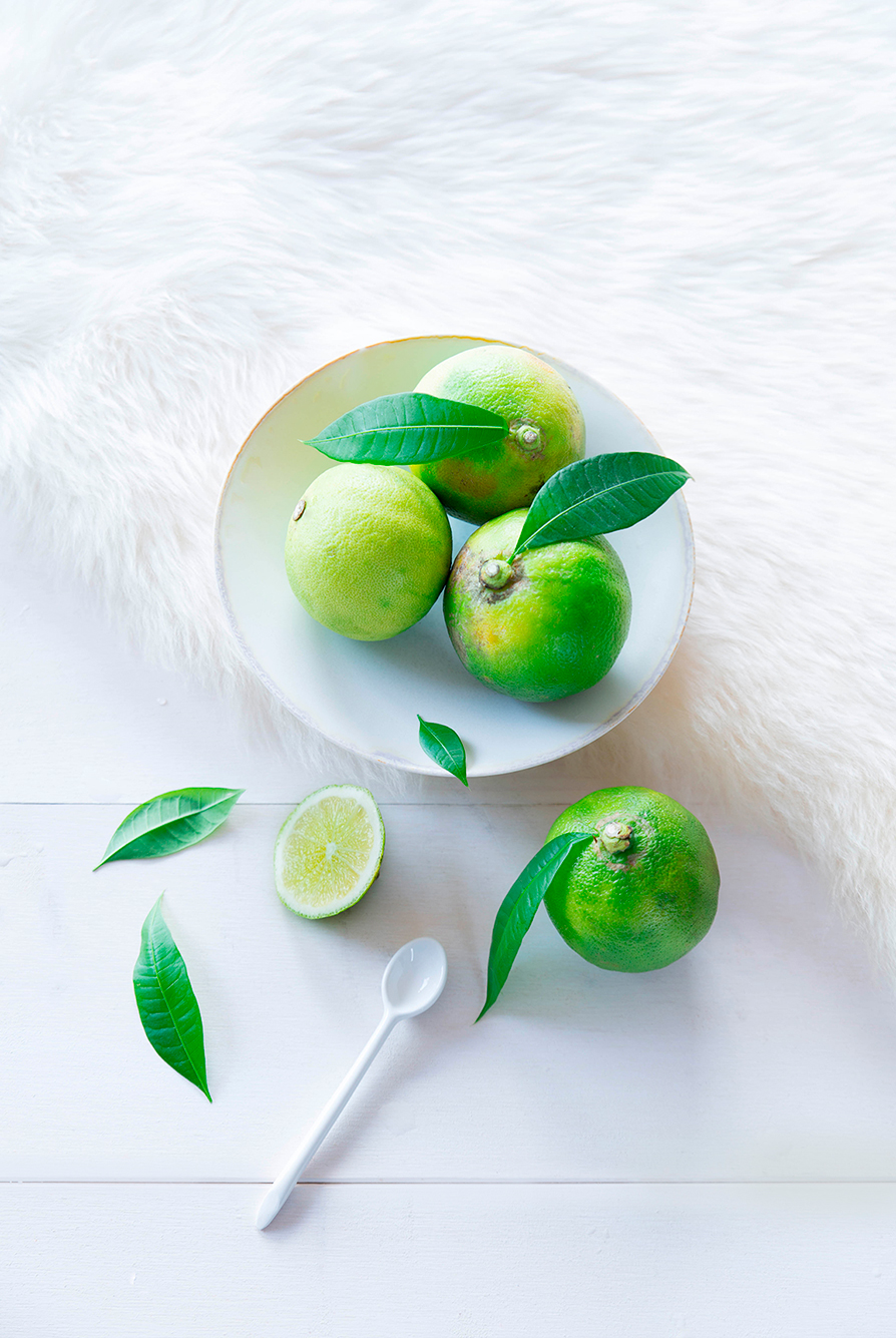 Sirop de bergamote ©Fraise & Basilic