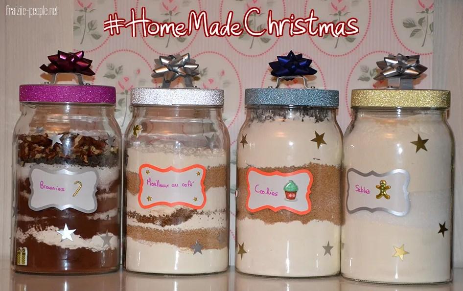 #HomeMadeChristmas : des cadeaux gourmands à faire soi-même (1/4)