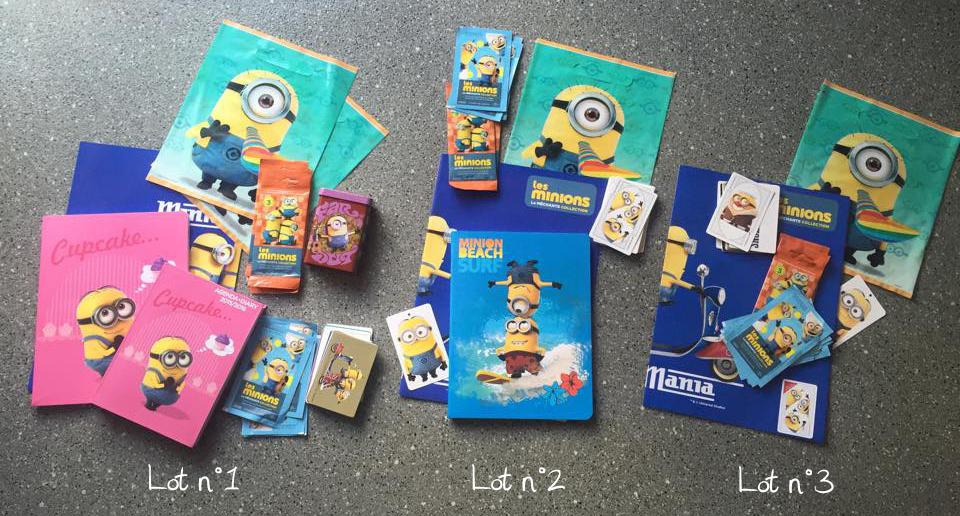 [Zoom sur] La folie Minions envahie la France + Instagram Giveaway (3/3)