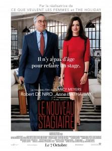 [Critique] Le Nouveau Stagiaire, une comédie drôle et touchante (2/5)