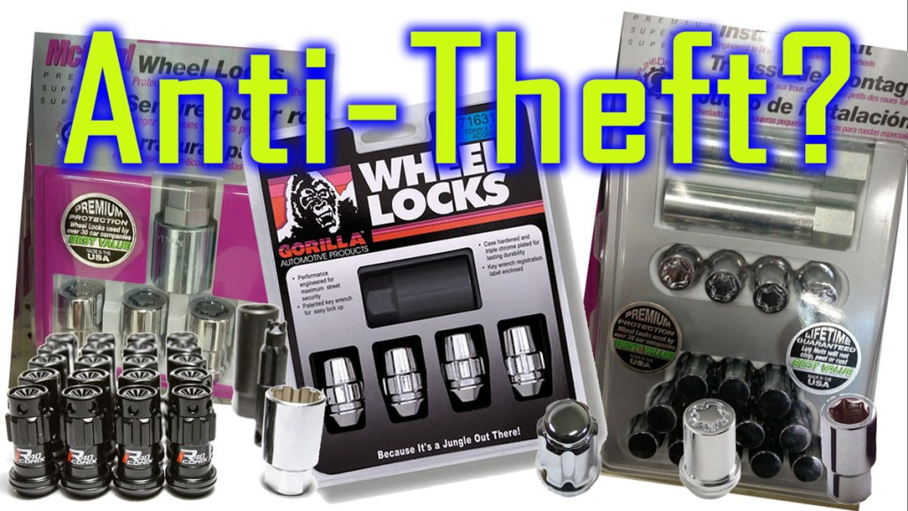 Blog_Cars_Do Wheel Locks Work - Types of wheel locks Gorilla, McGard & more - What to know to protect wheels!