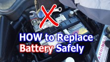 How to change your Car battery SAFELY (Which wire to disconnect first) - Plus don't lose your car memory settings