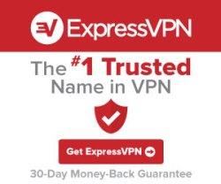 ExpressVPN (#` Trusted Name in VPN)