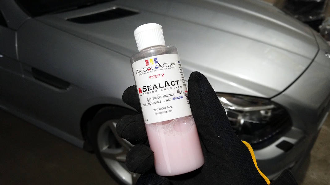 Dr. ColorChip automotive paint chip repair system