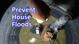 Prevent home flooding DIY – How to install Early flood warning system for your Home / Sump pump