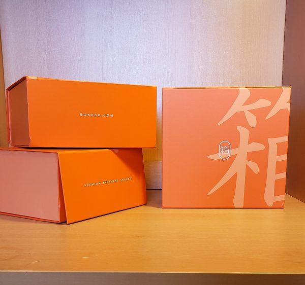 Bokksu boxes