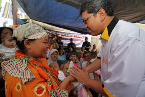 Fraksi PKS Jakarta - Bang Sani saat Terjun di Program Kerja Bakti Massal se-Jakarta (4)