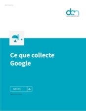 document Ce que collecte google version .PDF