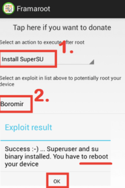 Framaroot apk download, how to root