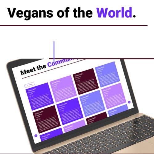 Vegans of the world