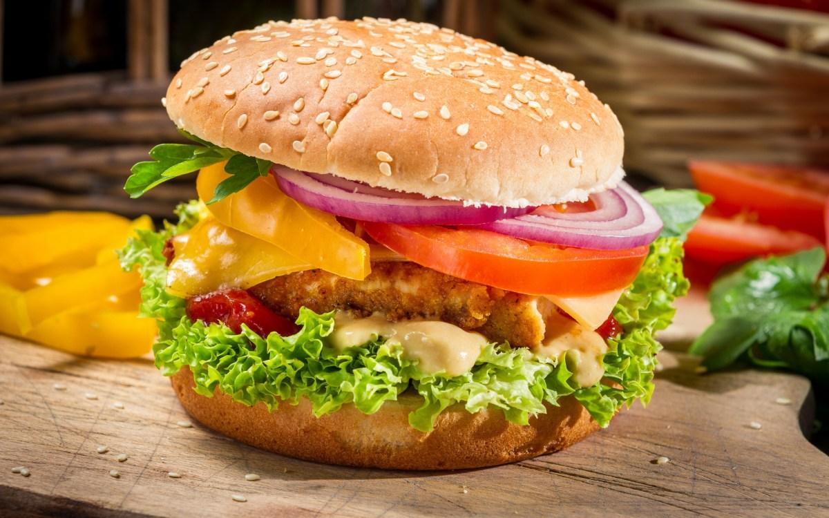 Faydalı fast food