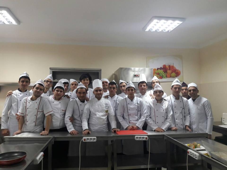 Kulinariya dərslərinə start verildi