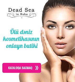 Dead Sea in Baku