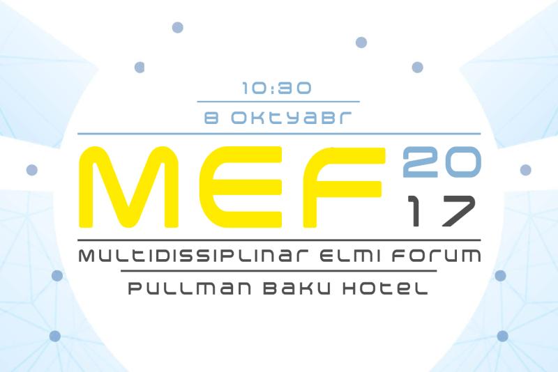 Multidissiplinar Elmi Forum