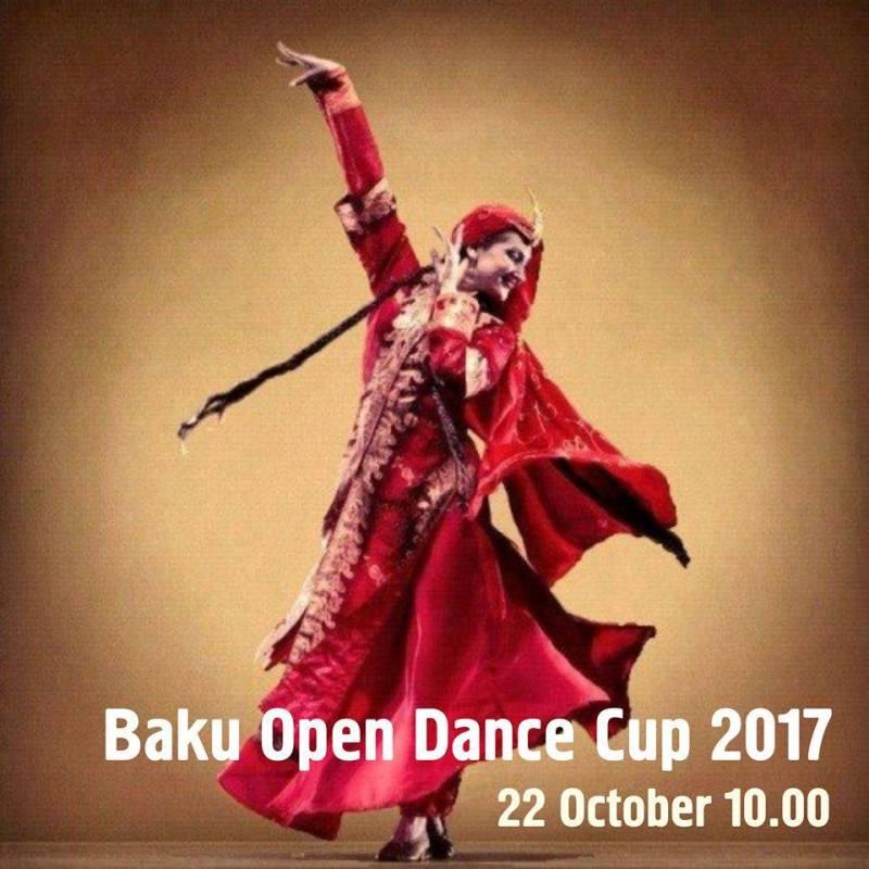 Baku Open Dance Cup 2017